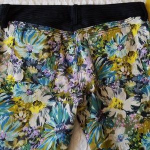 Balenciaga Jeans - 🆕️🌺Balenciaga.Paris Floral Jeans Pants